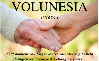 Interested in Becoming a Volunteer?